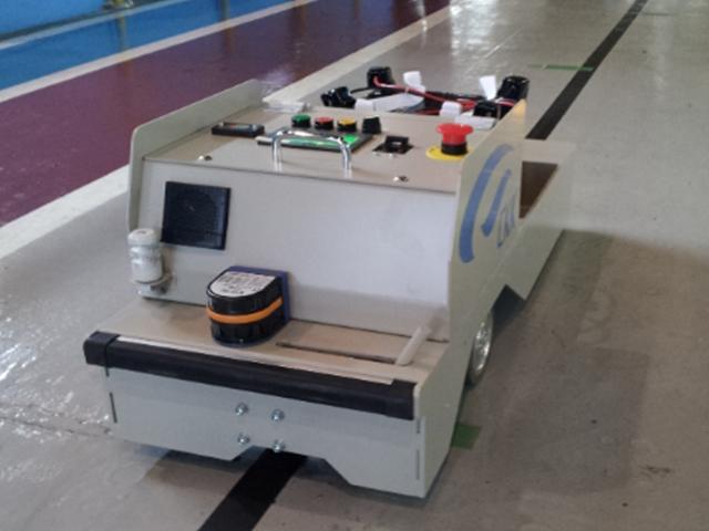 部品搬送車用 AGV (チビ助)