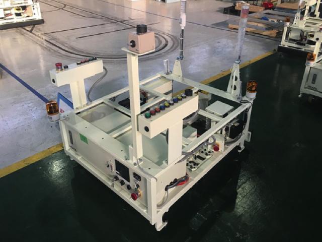 積載型 AGV