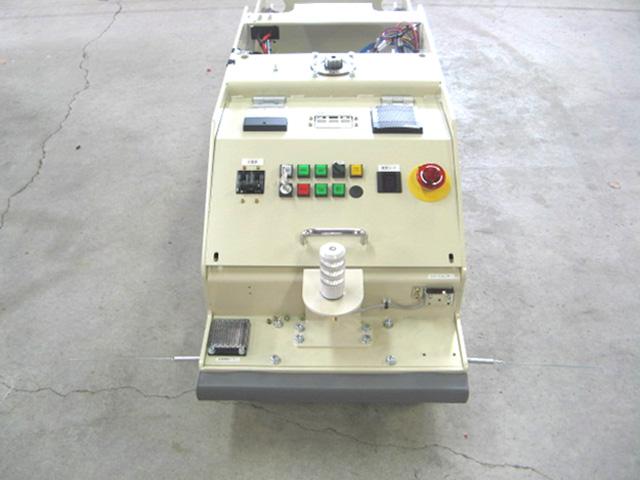 牽引型自動連結 フック AGV